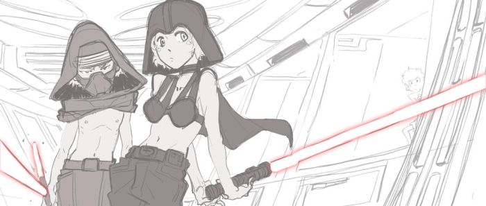 May The Fourth Be With You! by SteveAhn
