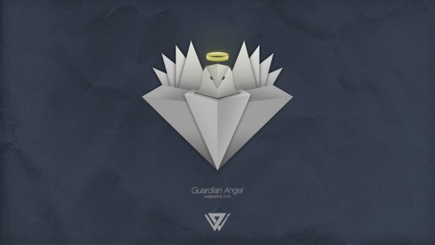 Guardian Angel by wellgraphic