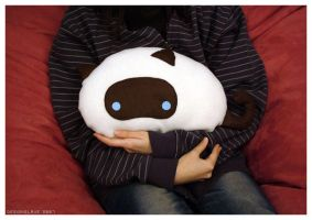 Siamese pillow by designslave