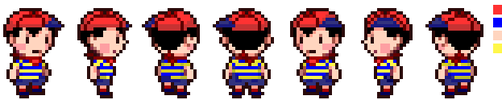 Ninten Mother 4 Style by WarpstarX