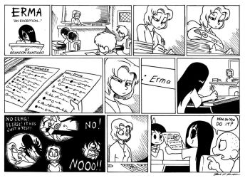 Erma- An Exception... by OUTCASTComix