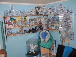 The largest Lugia Collection? by Eternalskyy