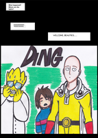 One Punch Tale Ep.6: The Royal Scientist pg 11 by Cashopeia