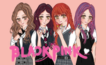 Black Pink_As If It's Your Last by she-be