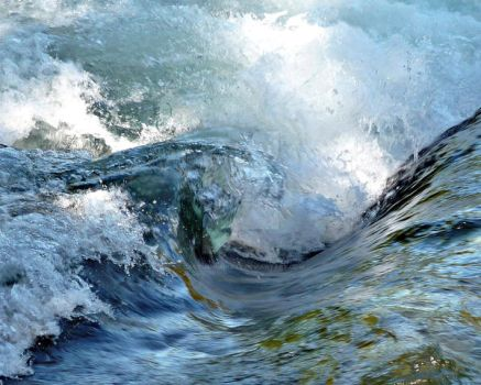 Beautiful Element of Water