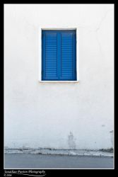 Cypriot Window by Punt1971