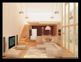 Modern House by thiagomarcondes