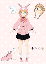 Adoptable auction #1 (open) by wataboo777