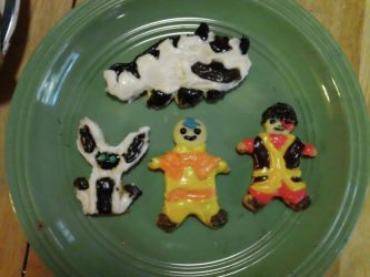 Avatar Cookies by FreedomFighters-SC