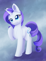 Rarity Day by ValeBreeze