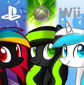 Archives- Console Ponies Profile Picture 2 by Grantrules