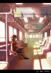 In the train by ituki-t