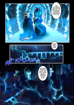 One Stormy Night Page 16 by Dormin-Kanna