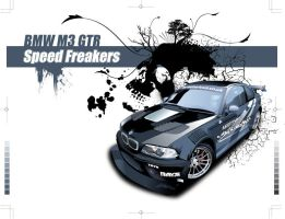 NFSMW BMW M3 GTR Upgrade vers by Exptree3