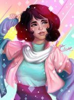The New Stevonnie by Colorpalette-art