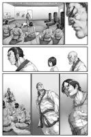 Final Fist pag2 - Chapter 2 ( incomplete) by Mick-cortes