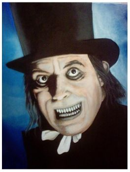 Lon Chaney by mikegee777