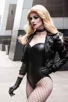 Black Canary by Kamiko-Zero