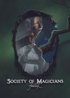 SOCIETY: fanbook cover by erebus-odora