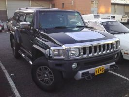 2007 Hummer H3 Luxury by TricoloreOne77