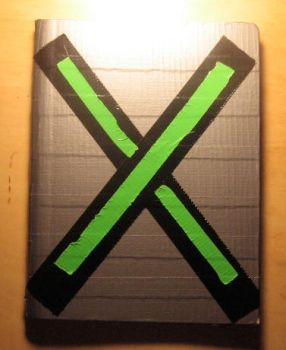 Duct Tape Notebook Mark III by verin-x