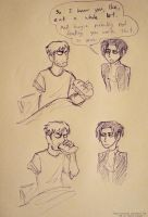 thought u cud use a sandwich [snk manga spoilers] by Tavoriel