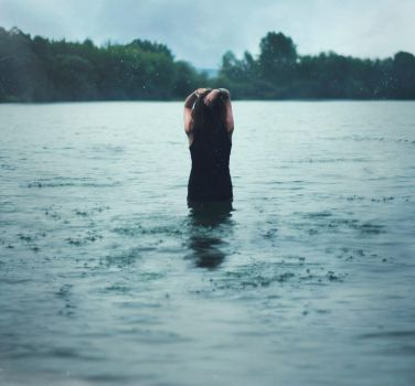 Pluviophile by TheFoxAndTheRaven