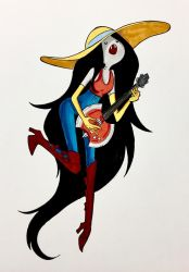 BCC 2017 - Marceline the Vampire Queen by Underburbs