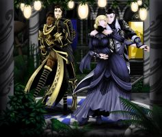 Evening with a Mesmer by FeatherGale