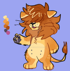 lion retriever OTA (closed) by neopit