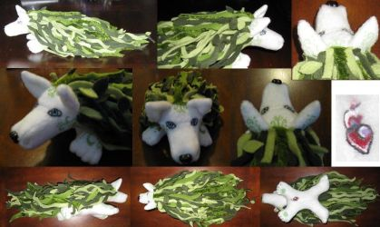 Plant Spirit Plushie by HappyCreations