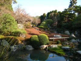 Kyoto Zen Garden by yellow-bug