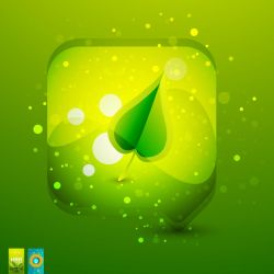 Vector Nature Template by alexesn