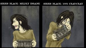 HP: Sirius Black: Difference by Midnight-neko