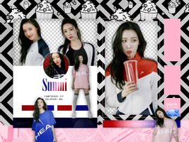 SUNMI   PACK PNG by KoreanGallery