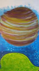 Gas Giant by Shalesa