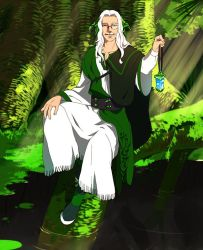 moss agate -Personification- by hagios0