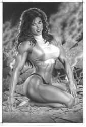 She-hulk by petervale