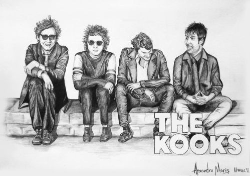 The kooks by the-mba