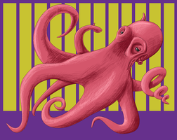 Octopus Colour by Buci01