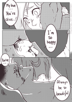 Even his last word would be full of kindness by qtmochi