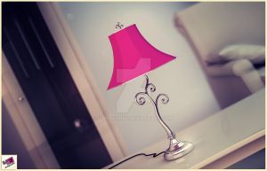 3D antique table lamp by 4Dragon84