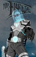 Mr. Freeze by MikeMahle