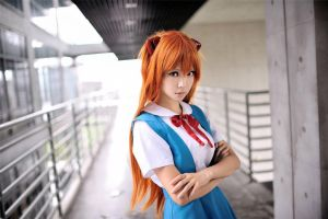 Soryu Asuka Langley by eeelyeee