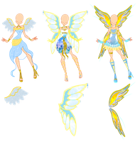 Angelyn Transformation Ref Sheet by Winx-Bunny