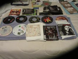 My Remaining CD Collection, Part 1 by The-Happy-Spaceman