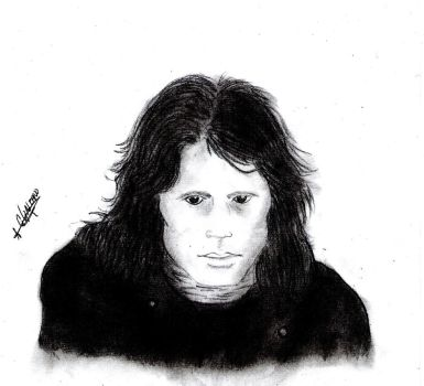 Jim Morrison by GIAN092