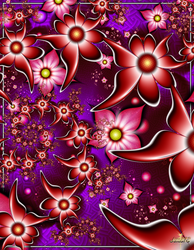 Groovy Flower Power by jim373
