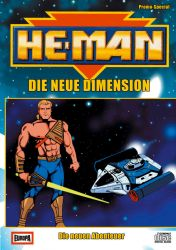 He-Man New Adventures by WolfDam