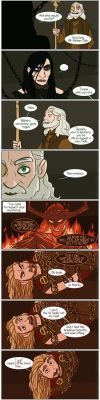 Ragnarok - page 1/? - Ice and Fire (part 1) by DKettchen